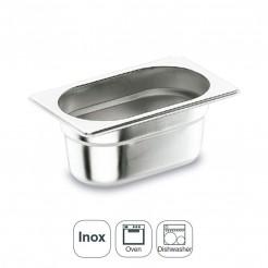 Balde Inox 1/4 Gastronorm
