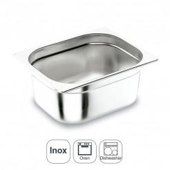 Balde Inox Aisi 200 Gastronorm 1/9
