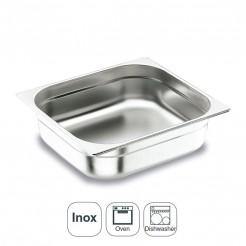 Balde Inox Aisi 200 Gastronorm 2/3