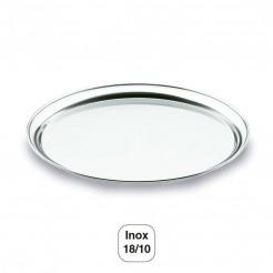 Bandeja De Garçom Polimento Acetinado Inox 18/10