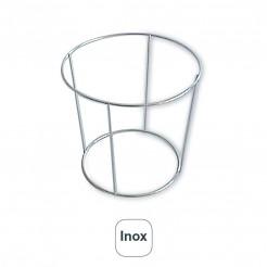 Suporte para Caixa de Frutos do mar Inox