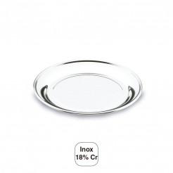 Bases Para Copos Em Inox, 18% De Cr.