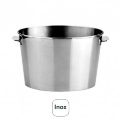 Cubo Arrefece-Champanhe Inox Oval