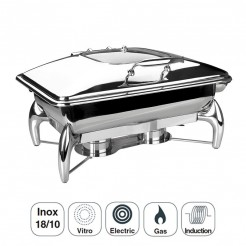 Chafing Dish Luxe Inox Gastronorm 1/1
