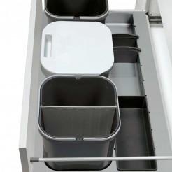 Kit Caixotes Do Lixo Reciclagem Ecológica Line