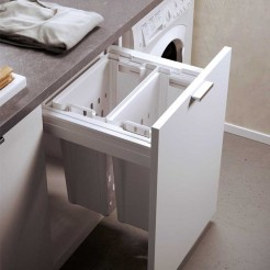 Cubo Lavanderia para Roupas Laundry