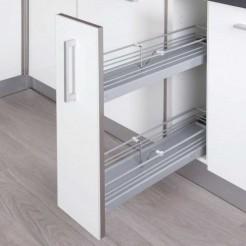 Rack porta-condimentos Removível para Móveis de Cozinha