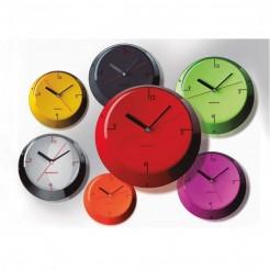 Relógio de Parede 33 cm Glamour Cores