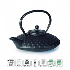 Chá Ferro Fundido 0,7 L Negra