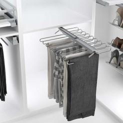 Pantalonero extraível roupeiro armário