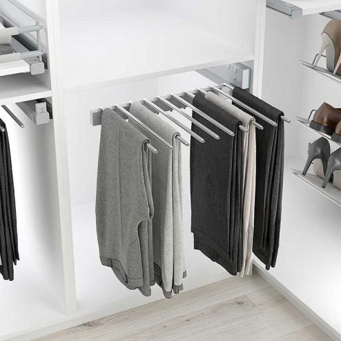 Pantalonero extraível 10 Calças - Closet