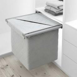 Funil-cesto de roupas extraível