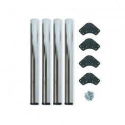 Perna de Mesa Regulável em Aço D. 60 mm (4 pçs)