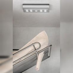 Luz LED de Pilhas com Sensor de Movimento Draco Luz Fria